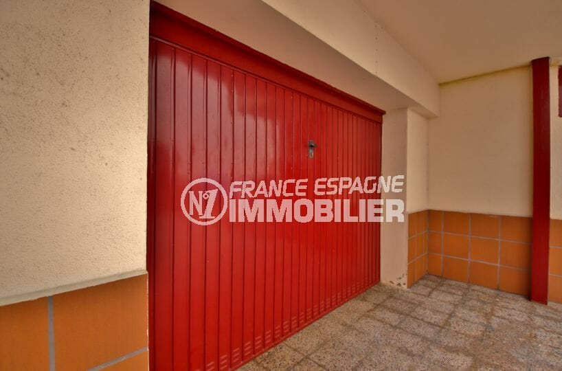 immo center rosas: appartement 53 m², possibilité garage