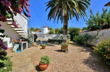 maison a vendre empuriabrava, garage, secteur résidentiel terrain 563 m² avec piscine