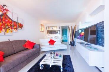 acheter appartement rosas, parking, salon / séjour lumineux accès terrasse