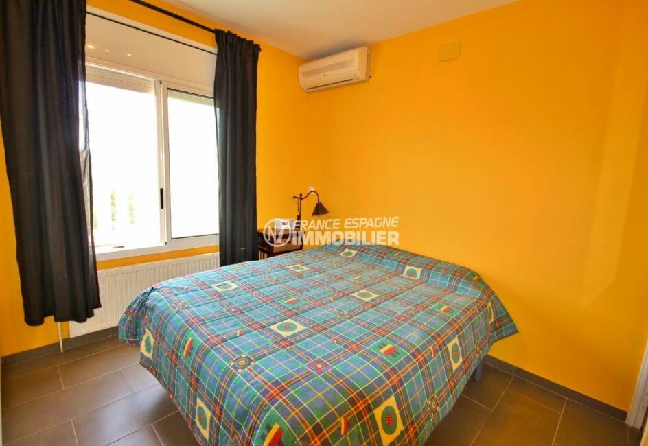 achat maison costa brava, ref.3978, première chambre climatisée