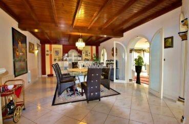 maison a vendre empuriabrava avec amarre, ref.3994, salon / séjour avec coin repas et rangements