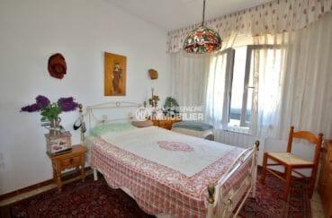 maison à vendre à empuriabrava, garage, chambre 1 avec lit double et rangements