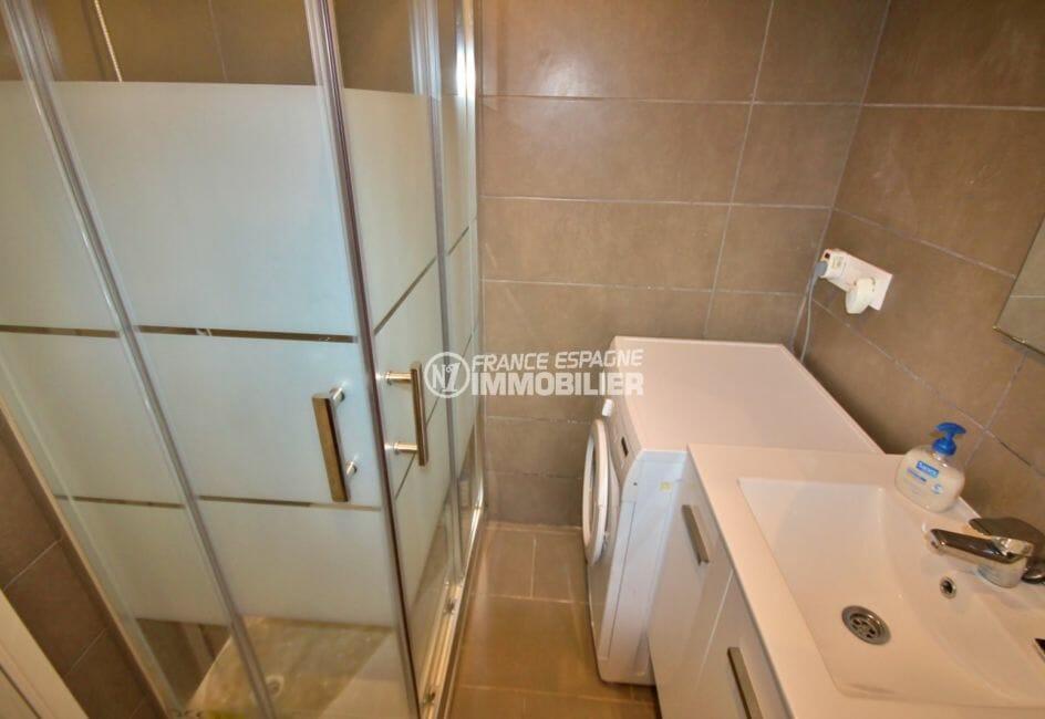 vente immobiliere costa brava: villa de plain pied 84 m², troisième salle d'eau