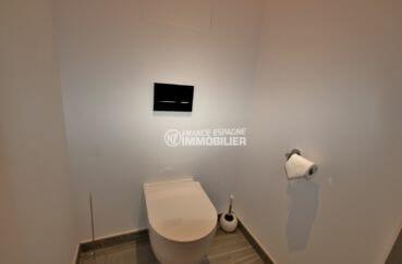 costa brava immobilier: villa 300 m², wc indépendant