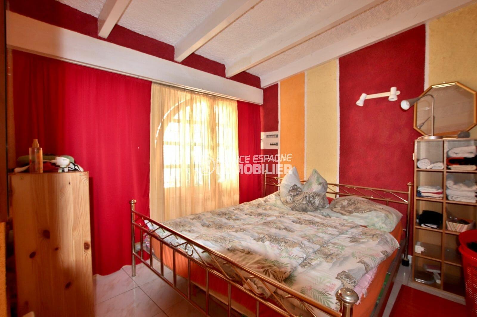 achat immobilier costa brava: villa 544 m², chambre lit double appartement indépendant