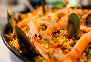 Dégustez un plat typique espagnol à Rosas