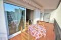immo roses: appartement 60 m², terrasse avec coin détente, petite vue canal