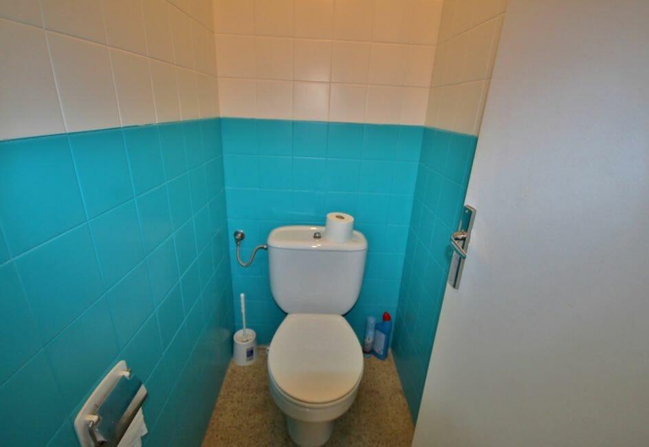 acheter appartement rosas, 60 m², aperçu des toilettes indépendantes