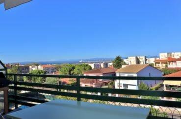 vente appartement rosas espagne, parking, terrasse vue mer coin détente