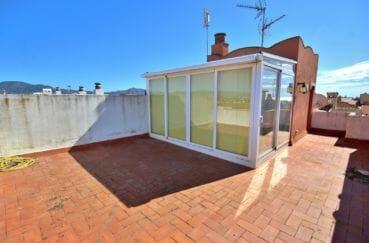 vente appartement empuriabrava, proche plage, terrasse solarium petite vue mer