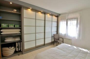 acheter maison costa brava, empuriabrava, grand dressing de la troisième chambre