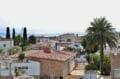 agence immobiliere costa brava: appartement 74 m², aperçu de la mer au loin depuis la terrasse