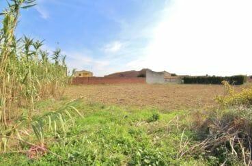 vente immobilier rosas espagne: terrain constructible de 10 378 m², idéal investissement