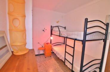 acheter appartement empuriabrava, 33 m², chambre alcôve avec lits superposés