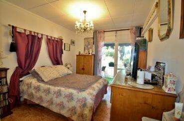 appartements a vendre a rosas, 2 chambres 72 m², chambre avec magnifique vue arborée
