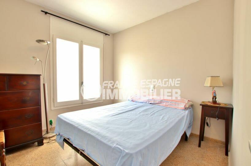 maison a vendre espagne, secteur résidentiel, deuxième chambre avec lit double