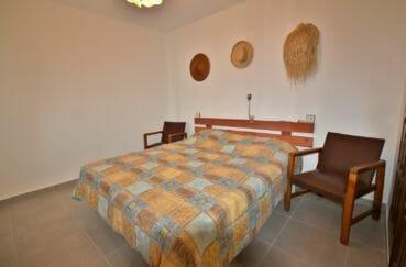 acheter appartement rosas, garage, deuxième chambre avec lit double