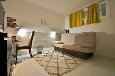 vente immobilier rosas espagne: appartement 78 m², le coin salon clair