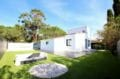 la costa brava: villa 3 chambres 105 m² et jardin 400 m², possibilité piscine, garage 15 m²