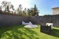 immo center roses: villa 3 chambres 105 m² et jardin 400 m² cloturé, jardin, piscine possible