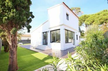 achat villa rosas espagne, 105 m² rénovée avec jardin 400 m ²