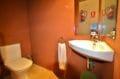 achat villa costa brava, mas catalan, toilettes indépendantes avec lavabo