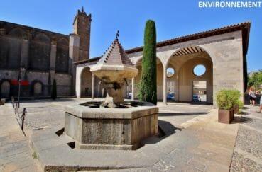 basilique de sainte maria et ses extérieurs à proximité