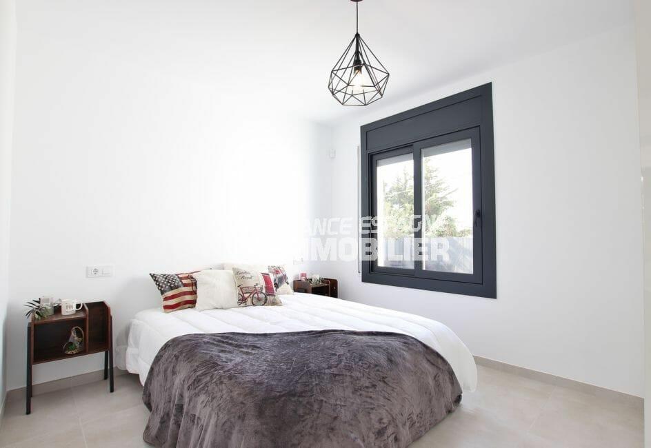 la costa brava, 3 chambres 105 m², 2° chambre double