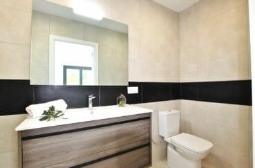 vente maison rosas espagne,3 chambres 105 m², salle de bain avec wc