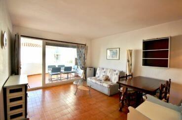 appartement a vendre costa brava: 3 pièces, salon/séjour, terrasse, vue sur canal, roses