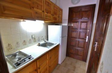 agence immobilière costa brava: villa 65 m², cuisine indépendante aménagée