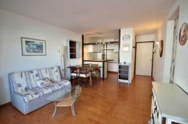 acheter appartement rosas: 3 pièces, salon/séjour, cuisine américaine