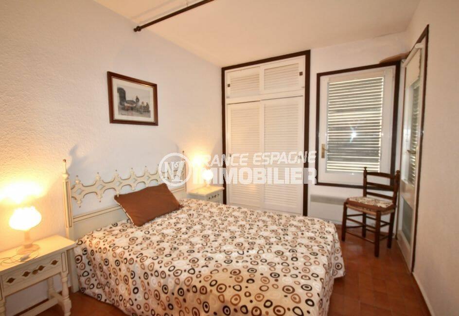 agence immobilière costa brava: 3 pièces 53 m², 2° chambre, armoire/penderie encastrée