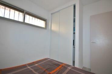 appartement à vendre empuriabrava: 2 pièces 37 m², armoire/penderie encastrée