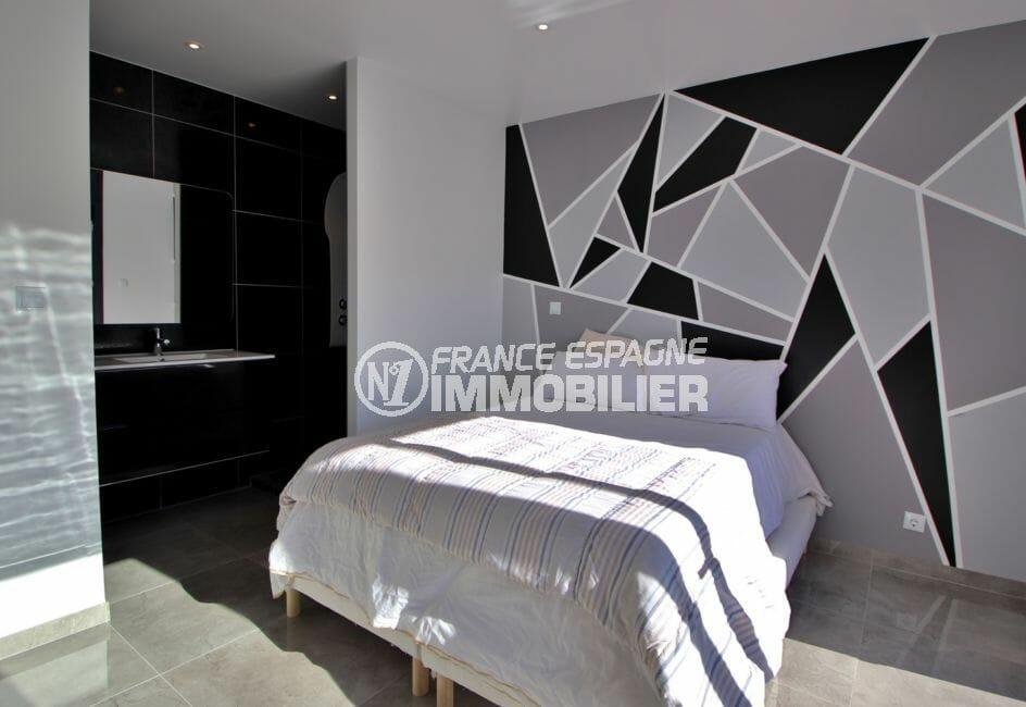 maison a vendre espagne: villa 140 m², suite parentale avec salle d'eau, wc