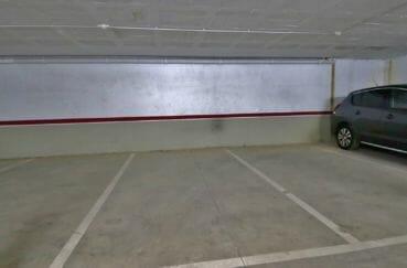vente appartement rosas 108 m², cave et parking privés en sous-sol