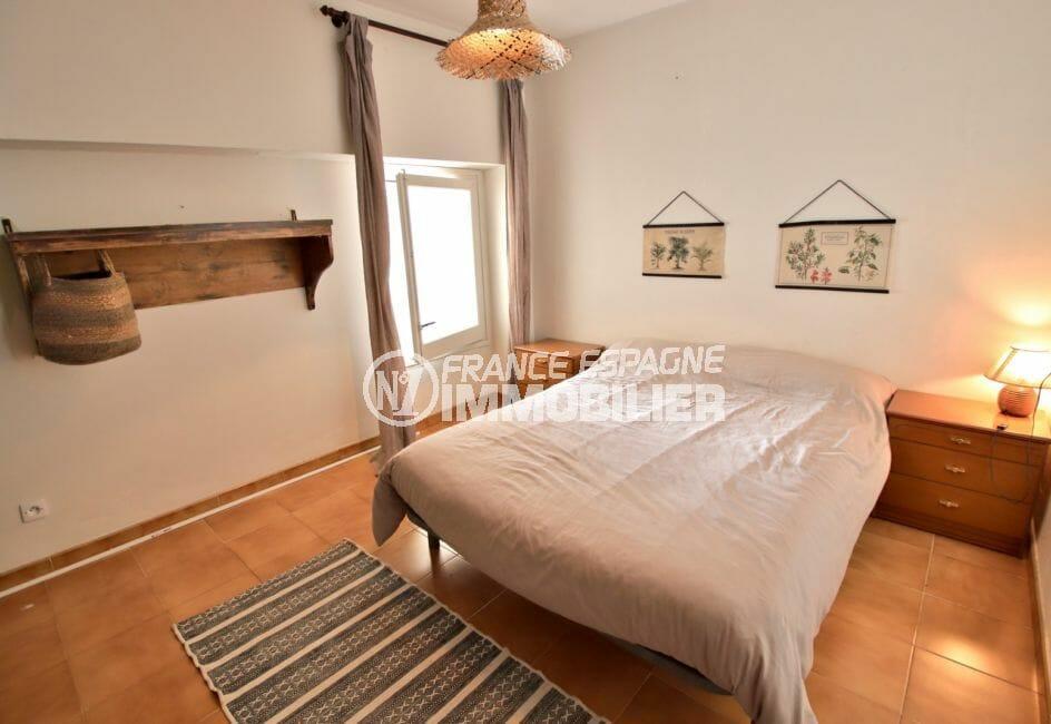 appartement à vendre à rosas, 67 m², deuxième chambre avec lit double