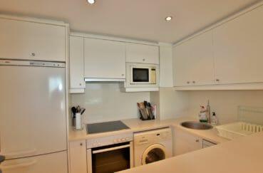 appartement rosas achat, 87 m², cuisine américaine moderne