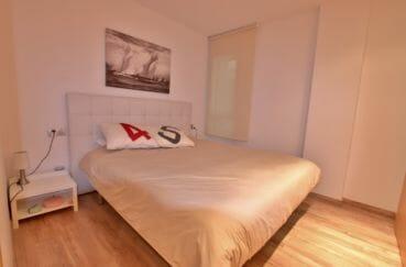 achat appartement rosas: appartement 87 m², 1° chambre à coucher parentale