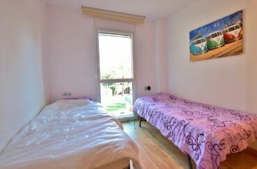 appartement a vendre a rosas: appartement 87 m², 2° chambre à coucher enfant