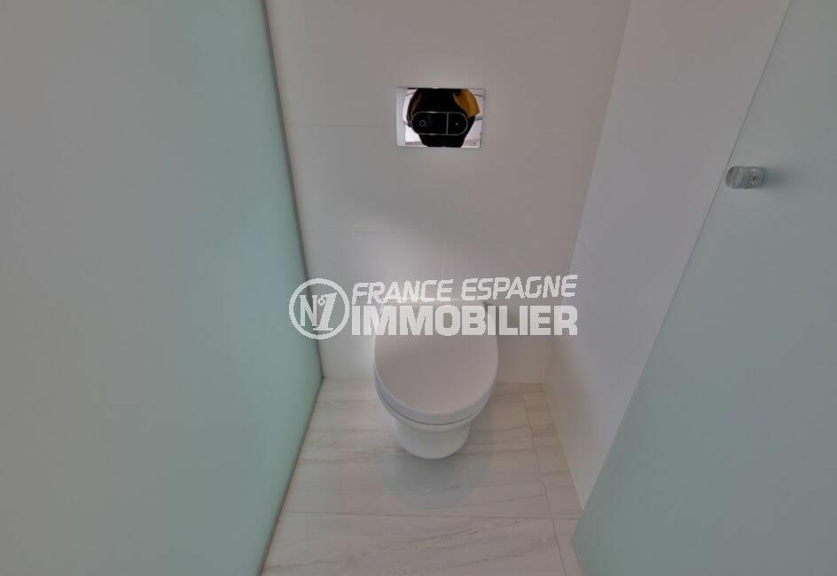 maison a vendre a empuriabrava avec amarre: villa 334 m², wc indépendant