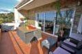 vente immobilier rosas espagne: villa 192 m², terrasse de 25 m² avec accès au salon / séjour