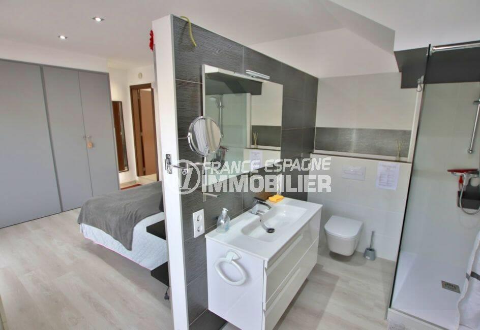 vente villa empuriabrava, 171 m², suite parentale avec salle d'eau attenante
