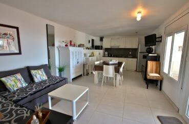 rosas immobilier vente: villa 192 m², appartement indépendant salon / séjour et cuisine