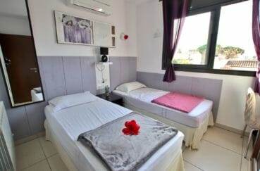 acheter a empuriabrava: villa 171 m², quatrième chambre avec 2 lits simples