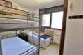 vente immobiliere costa brava: villa 171 m², cinquième chambre avec lits superposés et lit simple
