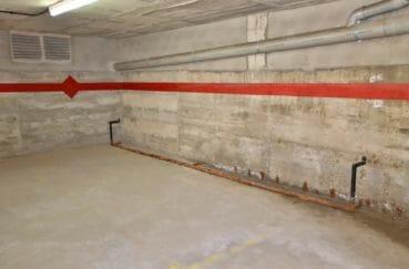 empuriabrava immo: parking en sous-sol à vendre, bon secteur proche plage