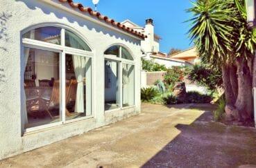 immo empuriabrava: villa 79 m², terrain de 234 m² avec posssibilité pour une piscine