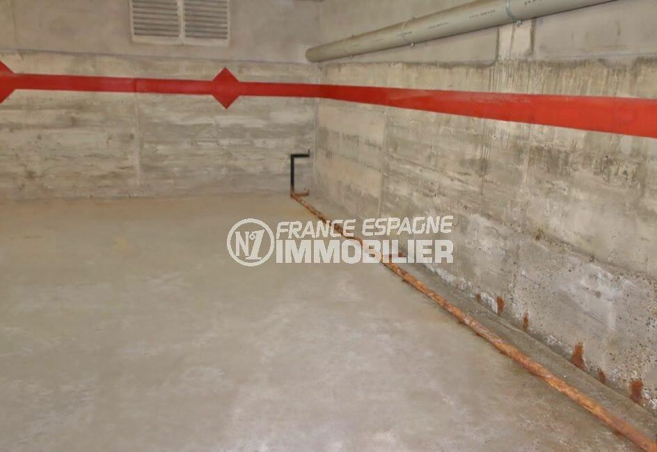 empuriabrava immo, place de parking de 11,5 m² en sous-sol