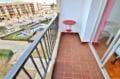 acheter appartement empuriabrava, belle terrasse avec vue mer, plage à 100 m